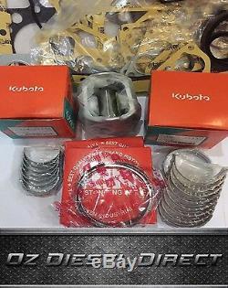 D1703 New Refonte Reconstruire Pour Kubota D1703 Bobcat Mini Chargeuse Steer