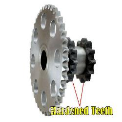 D76529 Chaîne Sprocket Drive For Case-ih Mini Chargeuse 1845c 1845b 1845 1845s