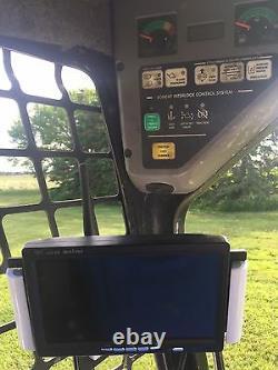 Dérapage Bobcat Led Steer Caméra De Recul + Support De Montage 12v 24v Skidsteer Kubota