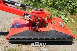 Eterra Raptor Cyclone 48 Rotary Tondeuse Pour Skid Steer Ultime Brosse Mower