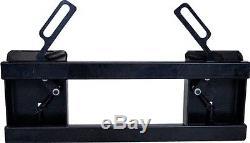 Eterra Ua-30 Plaque Adaptateur Universel Pour Adapter Les Pièces Jointes Mini Chargeur