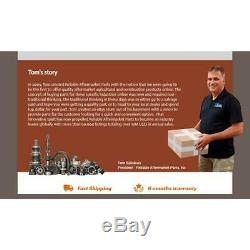Filtre Kit D'entretien Pour Fits Bobcat 753 763 763 773 Skid Steer Fuel Oil Diese