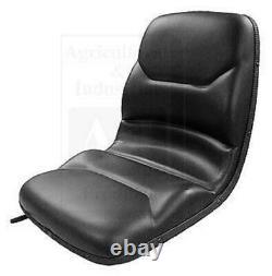 Ford Highback Dishpan Seat Pour Ford Skidsteer Et 555 555a 555b 655 655a Pelle Rétrocaveuse