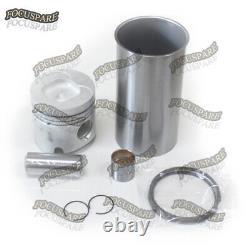 Isuzu 4jb1 Non-turbo Engine Rebuild Kit For Mustang Bobcat 843 853 1213 960 2060