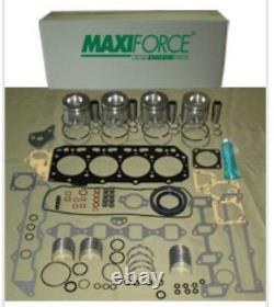 John Deere / Yanmar 4tne88 Engine Overhaul Kit 7775 Skid Steer 4700 4710 Tracteur