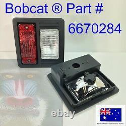 Kit Phare Tête Et Queue Pour Bobcat S100 S130 S150 S160 S175 S185 S205 S220 S250