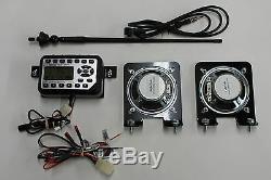 Kit Radio Pour John Deere Chargeuse Compacte Et Chargeuse Sur Chenilles Compacte