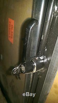 La Nouvelle Cabine Porte De L'armoire Kit Pour Caterpillar 216.226.236.246.252.262 Skid Steer