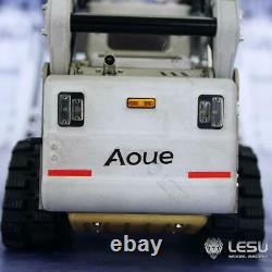 Lesu 1/14 Rc Hydraulique En Métal Aoue-lt5 Lampes De Modèle Bricolage Pour Chargeuse À Skis Sur Piste