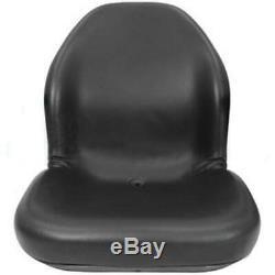 Lgt125bl New Universal Fit Seat Pour Bobcat Chargeurs Compacts, Pelle