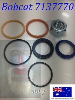 Lift Cylinder Seal Kit 7137770 Pour Bobcat Mt50 Mt85 463 753 S100 S130 S450