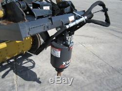 Mcmillen Mini Chargeuse X1475 Auger Commande Pièce Jointe 10-25 Gpm