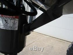 Mcmillen Mini Chargeuse X1975 Unité D'entraînement Auger Attachment 15-30 Gpm