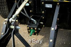 Mini Chargeur Pour Tracteur Accessoires Adaptateur 160cc Catégorie 1 Moteur Liens
