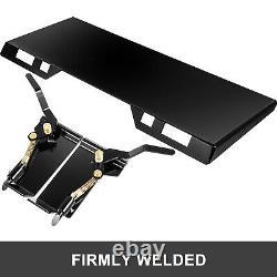 Mini Chargeur Rapide Tach Fixation Support De Plaque Adaptateur De Conversion Coffre À 5/16