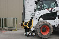 Mini Chargeuse 12 000 Lb Capacité Bsg Winch Extreme Treuillage Avec Votre Skid Steer
