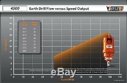 Mini Chargeuse Auger System Package-premium Convient Bobcat & More Eterra Auger 4500