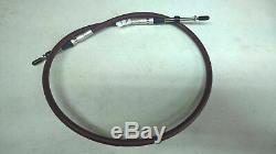 New Holland Chargeuse Compacte Câble De Commande Aux (voir Desc. Pour Les Modèles) 798990 Remplace