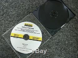 New Holland L225 L230 Mini Chargeuse C227 C232 C238 Chargeur De Réparation CD Manuel