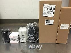 New Holland Skid Steer Filtre Set Pour L778 L779 L783 L785 Diesel Skid Steers