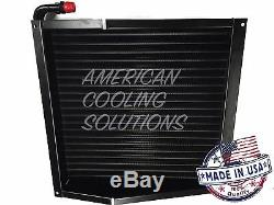New Refroidisseur D'huile Hydraulique Case Ih Mini Chargeuse 1835c 1845c 1840 1838 A184084
