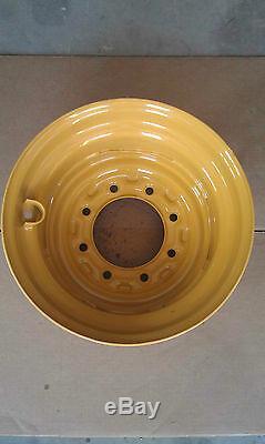 Nouveau 16.5x8.25x8 Skid Steer / Jantes Pour Cat 10-16.5 Caterpiller Tire- 216 & 226