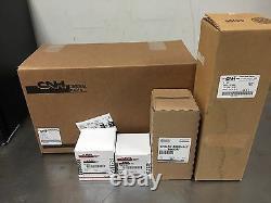 Nouveau Holland Skid Steer Filter Set Lx865 Lx885 L865 Avecnettoyeur D'air Métallique Avec Refroidisseur