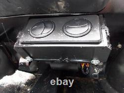 Nouveau Kit Offroad Universal Utv Skid Steer Coolant Antifreeze Radiator Cab Heater