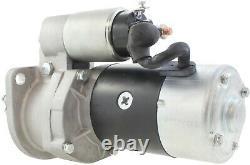 Nouveau Moteur De Démarrage John Deere Skid Steer 575 675 675b 4tna82 Yanmar Engine 18204