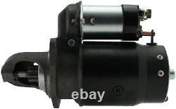Nouveau Starter Bobcat Skid Steer 443 543 642 W Kubota D750 D950 10455340 6671014