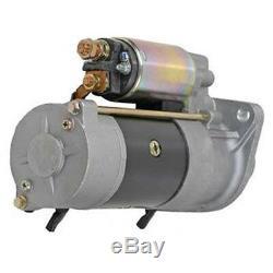 Nouveau Starter Convient Mini Chargeuse Bobcat S175 Chargeur S185 S250 2002-2003 6676957