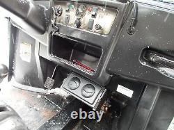 Nouveau Universal Utv Skid Steer Radiateur De Refroidissement Antigel Cabine Chauffage Offroad Kit