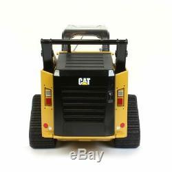 Nouvelle 1/16 Caterpillar Cat 297d2 Sur Chenilles Mini Chargeuse Ertl Exclusive 85603