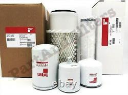 Pour Filtre Bobcat Kit D'entretien 753 763 763 773 Skid Steer Huile Carburant Diesel