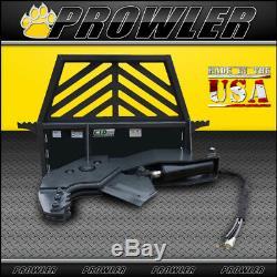 Prowler Non-rotating Arbre De Cisaillement Skid Steer Fixation 12 Pouces Cut