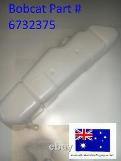 Réservoir De Refroidissement À Eau Bobcat Radiator 6732375 A300 S150 S160 S175 S185