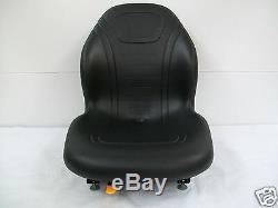 Retour Haut Noir Seat Bobcat 463.542.543.642.643.742.743.843, T190 Mini Chargeuse #cd