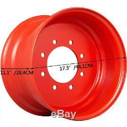 Roue Steer 16.5x9.75x8 Skid Rim Pour Bobcat 853 863 873 Taille Des Pneus 12-16.5 S220