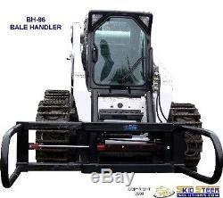 Skid Steer Bale Handler Fixation Bh-96