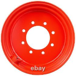 Skid Steer Wheel Rim Pour Bobcat 742 743 751 Holland Ls170 Lx565 16.5x8.25x8