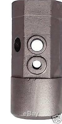 Skidsteer Auger Réparation Hub 2 Hex