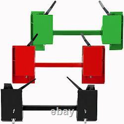 Steel Quick Tach Conversion Adaptateur Latch S'adapte Global John Deere À Skid Steer