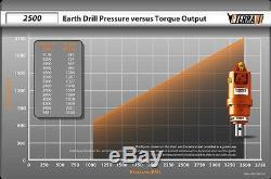 Toro Dingo Auger Attachment Eterra Auger 2500 4 Mini Universal Mini Mini Chargeur