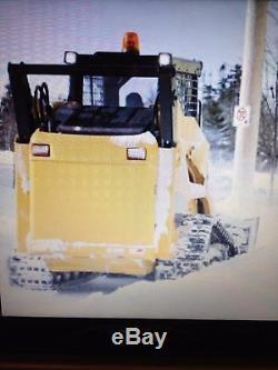 Tracteur Chargeur Pneu En Caoutchouc Goujons Gripstuds Skid Steer # 1800 Grip Ice Goujons 100pk