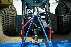 Tracteur Skid Steer Fixation Adaptateur Catégorie 125cc 1 Eterra Marque