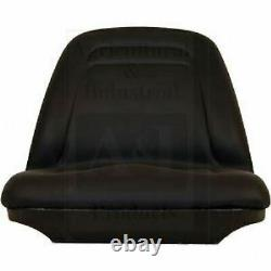 Tracteur / Skidsteer Seat Michigan Style Deluxe Made To Fit Bobcat Yanmar Kubota