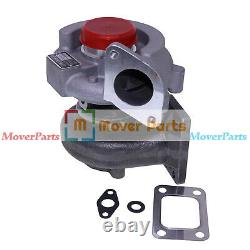 Turbocompresseur Td04hl 2354964 Pour Cat Skid Steer 246b 246c 256c 262b 272c 268b