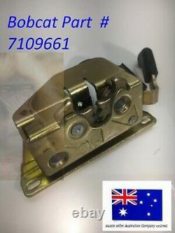 Verrouillage De Porte Avant Latch Fits Bobcat 7109661 T250 T300 T320 T450 T550 T590 T595